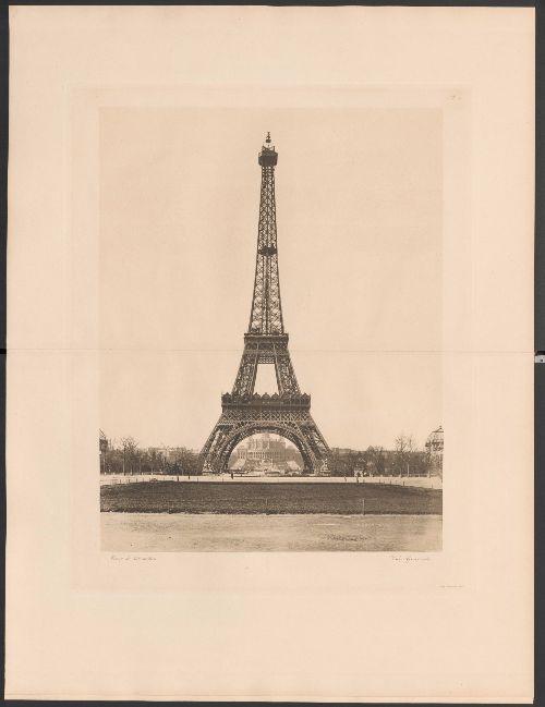 Costruzione-della-Torre-Eiffel,-fine